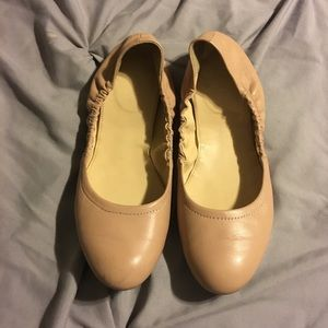 J. Crew ballet flats so comfy and cheap a must!!